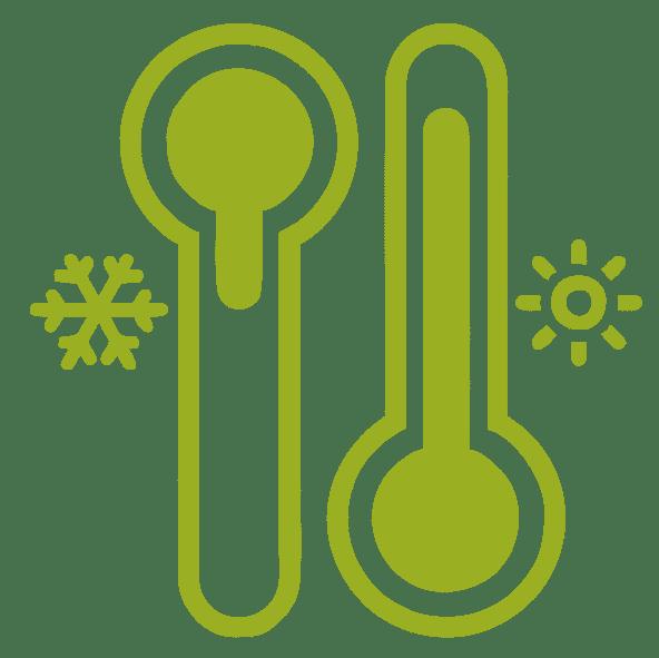 Thermische Eigenschaften ARPLANK